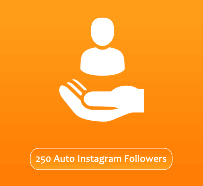 Buy 250 Automatic Instagram Followers