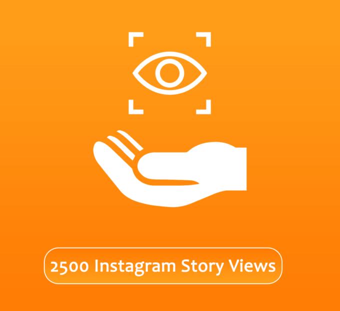 Buy 2500 Instagram Story Views